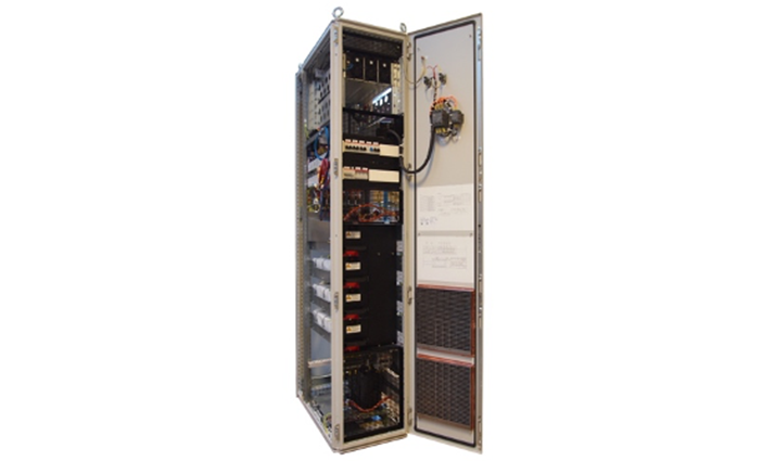 Cabinet for oil and gas application